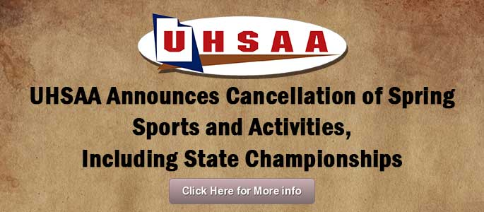 UHSAA Cancels 2020 Spring Season